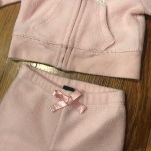 GAP Matching Sets - Gap fleece sweat shirt and pants